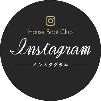 House Boat Club Instagram