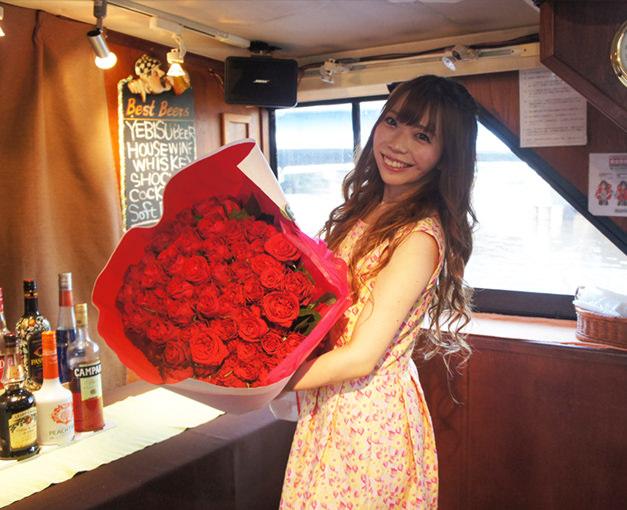 プロポーズにお花をお考えの皆さまへ